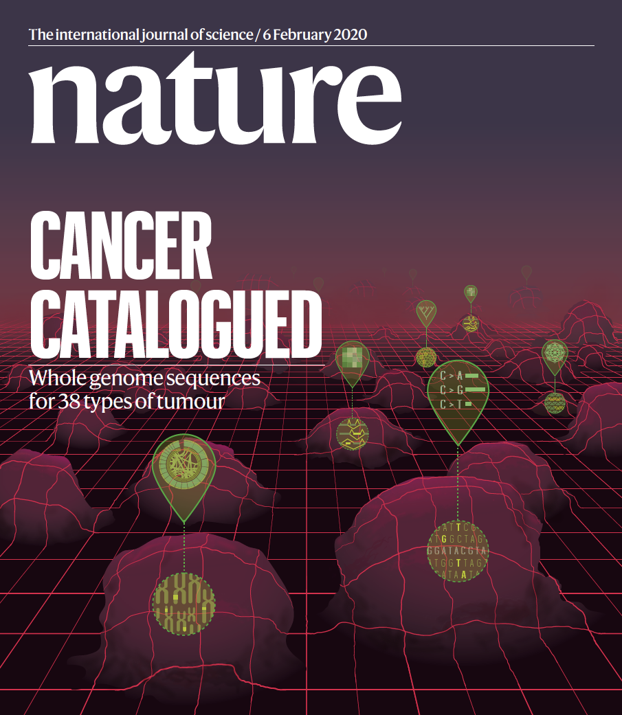 Nature Journal, 6 February 2020, Cancer Catalogued