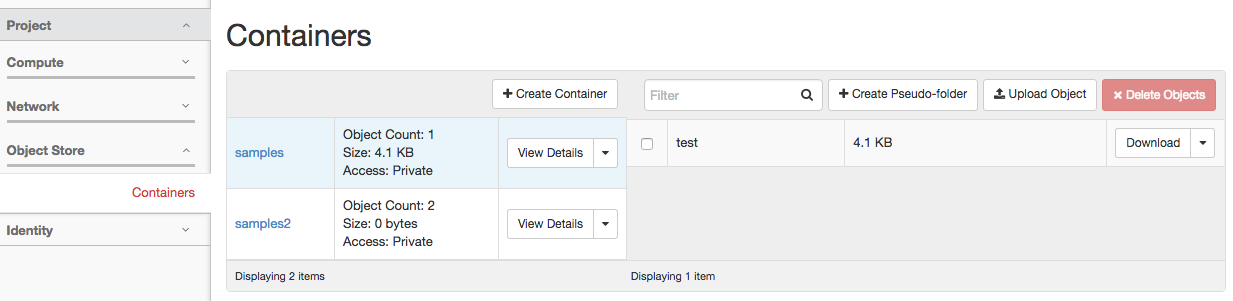 Storage - Containers Image